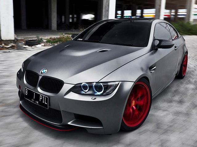 BMW M3 и M5 от IND Tuning