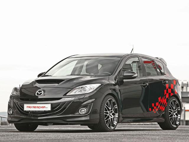 Mazda 3 MPS от MR Car Design