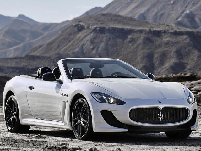 Maserati открыл двери своей фабрики
