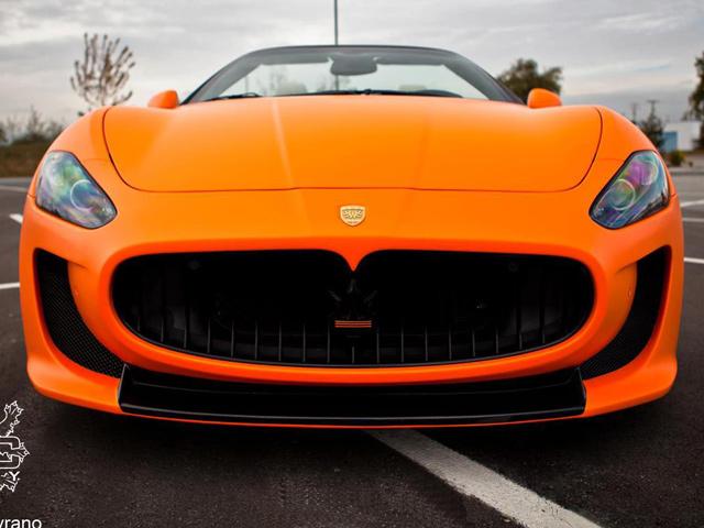 Maserati GranCabrio от DMC и SR Auto