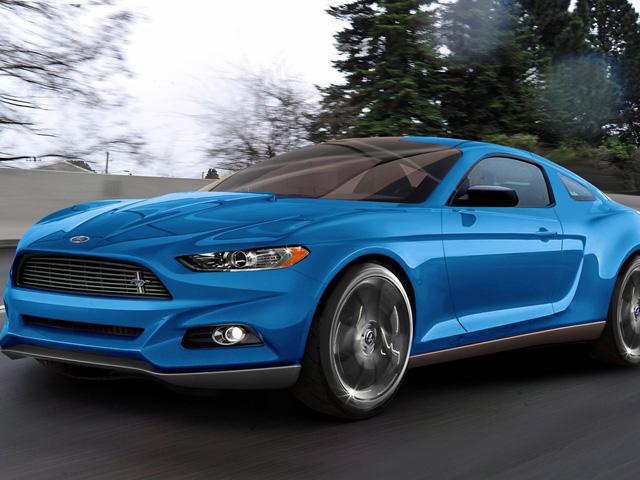 2.0-литровый EcoBoost для Mustang 2014