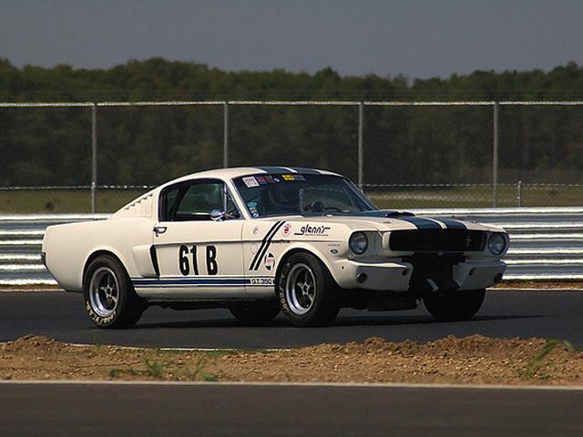 Легендарный Shelby Mustang