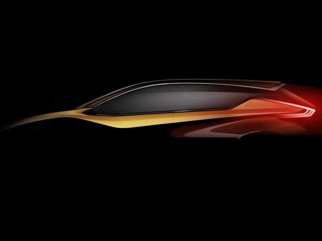 Nissan представит Resonance Concept