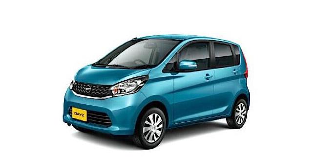 Nissan и Mitsubishi объединятся для производства новой малолитражки