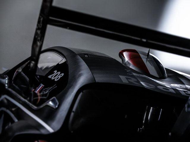 Peugeot представляет гоночный авто для Pikes Peak