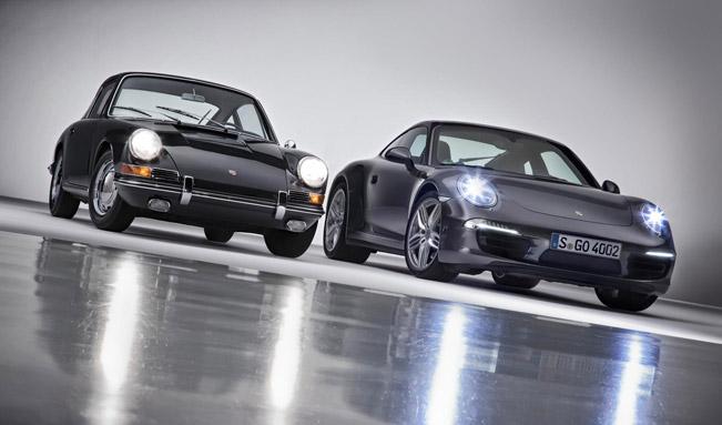 Знаменитому Porsche 911 исполняется 50 лет