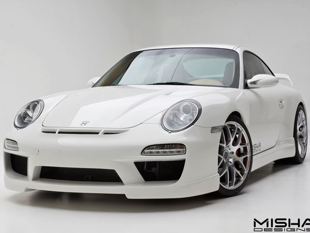 Porsche 911 GTM2 от тюнинг-ателье Misha Design