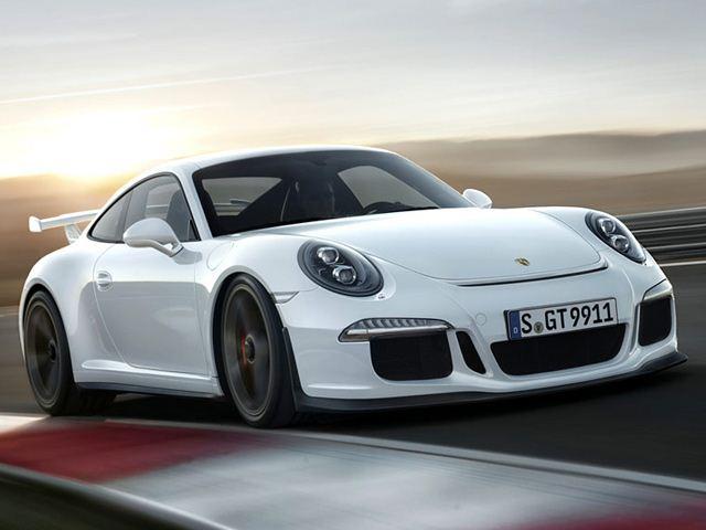 Новый промо-клип Porsche GT3 напоминает видео игру