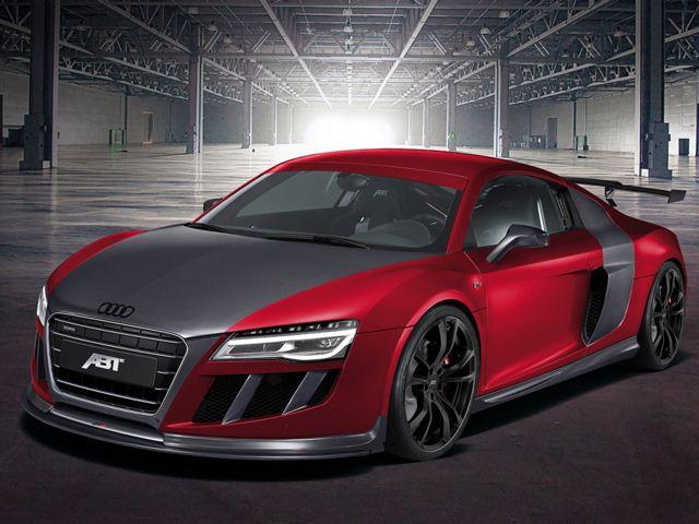Audi R8 GTR от тюнинг-ателье ABT Sportsline