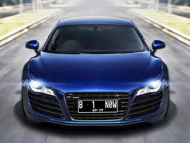Audi R8 от Concept Motorsports Indonesia