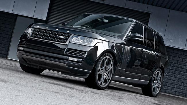 Тюнинг Range Rover Vogue от A.Kahn Design