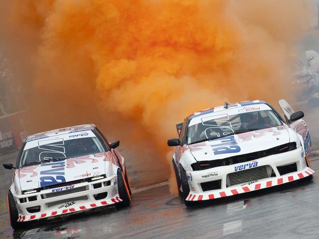 Альтернативные уличные гонки в Японии