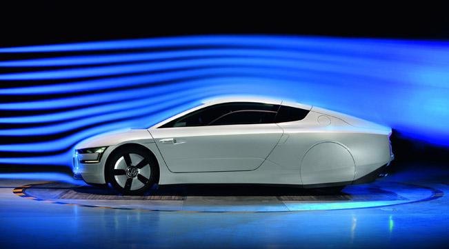 VW анонсировал XL1
