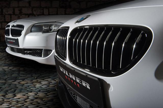 BMW F12 и F10 от тюнинг-ателье Vilner