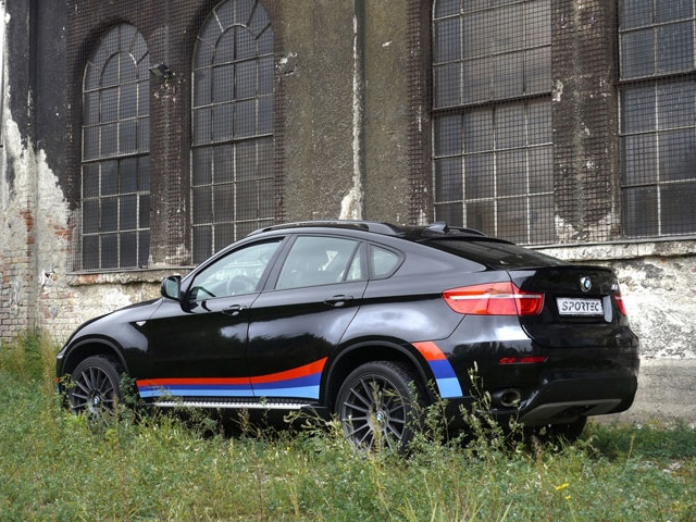 BMW X6 SP6X от тюнинг-ателье Sportec
