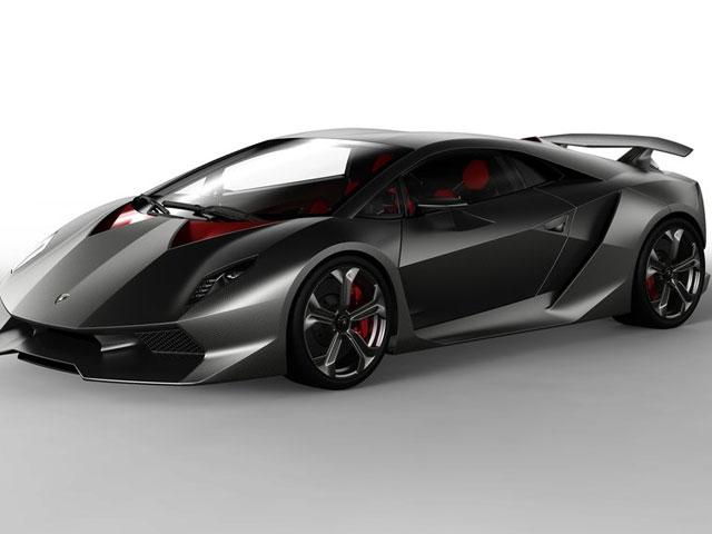 Будьте готовы упасть в обморок, увидев будущую суперсовременную линейку Lamborghini
