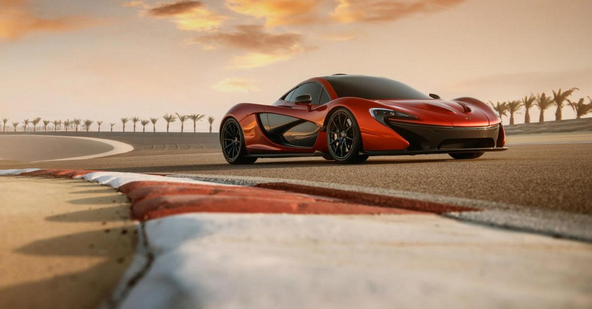 Короткометражный фильм от McLaren