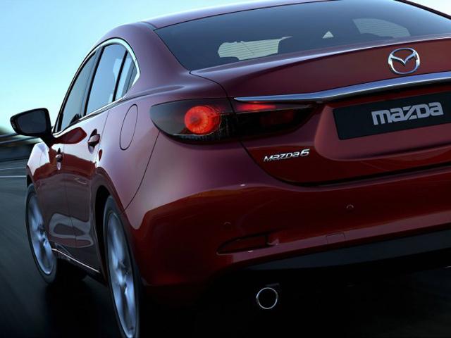 Новая Mazda 6 - премьера в Москве!