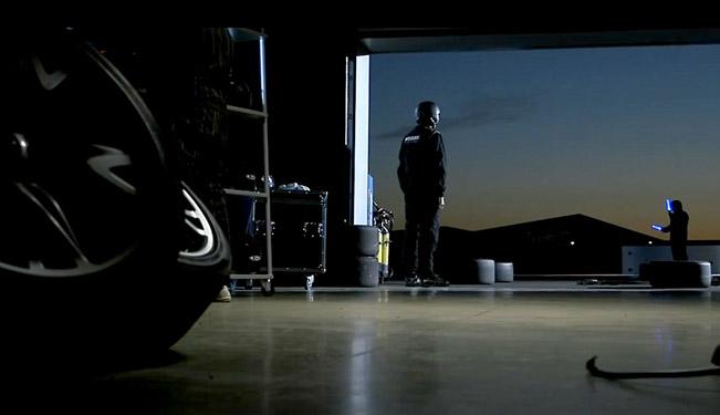 Nissan выпустил тизер видео своего Ле-Ман прототипа