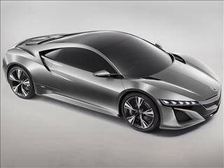Наконец-то NSX от Honda
