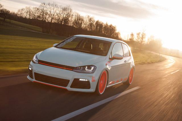 Тюнинг VW Golf 7 от Low-Car-Scene и BlackBox-Richter