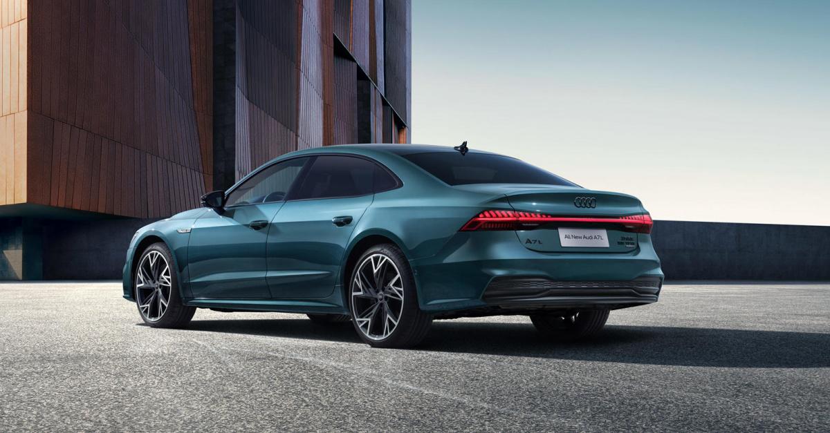 Автомобиль будет производиться в Шанхае и будет иметь «инновационные технологии, такие как адаптивная пневматическая подвеска, рулевое управление задними колесами и постоянный полный привод quattro».