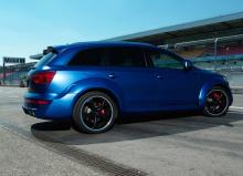 Тюнинг - Накладки на двери обвеса PP1 ICE для Audi Q7