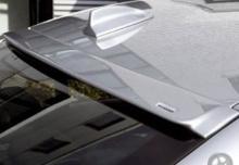 Стеклопластиковая накладка на заднее стекло в стиле Шнитцер (дорестайлинг)  Тюнинг БМВ 3 / е90