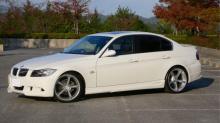 962 Обвес - пороги AC Schnitzer на BMW 3 E90