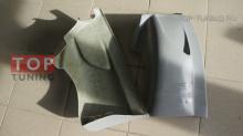кладки на заводской бампер - Обвес Визаж, Тюнинг Тойота Селика СТ230