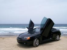 Ламбо петли Lambo Doors - тюнинг Hyundai Tiburon Coupe GK