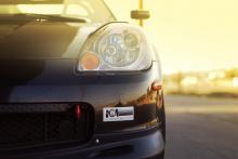 Накладка на передний бампер - Модель TRD - Тюнинг Toyota MR-S (new).