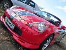 645 Обвес TRD на Toyota MR-S new