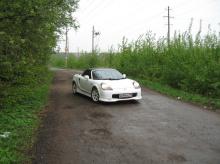 Аэродинамический обвес - Модель TRD - Тюнинг Toyota MR-S.