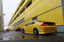 457 Пороги - Обвес Chardge Speed на Honda Integra DC5