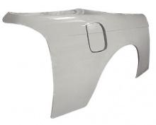 Накладки на задние крылья для Ниссан Сильвия С14. Обвес D-Max.