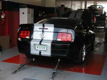 Спойлер - Обвес Eleanor - Тюнинг Ford Mustang V