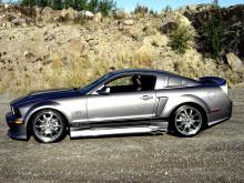 Воздухозаборники в крылья Mustang - Обвес Eleanor - Тюнинг Cervini