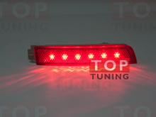 Диодные катафоты или диодные светоотражатели - отличный вариант дополнения задней оптики дополнительными стоп-сигналами и габаритами.