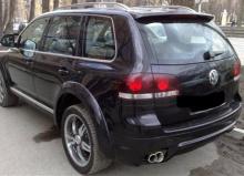 Один из самых злых обвесов на VW Touareg носит имя компании IKKI.(Рестайлинг)