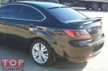 1086 Накладка на заднее стекло - Top-Tuning на Mazda 6 GH