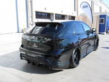 Обвес Wald Black Bison для Lexus RX 270/350/450h - 3 поколение (с 2009 по 2012 года).