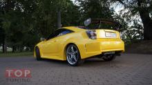 Задние расширители крыльев - Обвес APR New, тюнинг Toyota Celica T23
