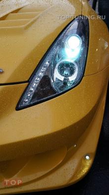 Тюнинг Тойота Селика - Обвес APR PERFORMANCE WIDE BODY