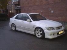Обвес HKS на Toyota Altezza / Lexus is200/300