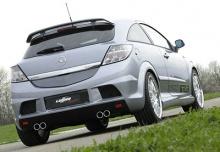 Комплект тюнинг обвеса Opel Astra GTC (3 doors) стиль LMA