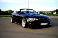 Тюнинг обвес Seidl на BMW E46.