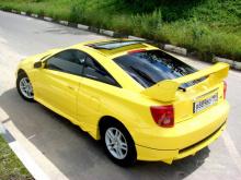 Обвес TRD (Toyota Racing Development) для Тойота Селика (кузов Т23) обладает следующими характеристиками: