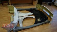 Аэродинамический обвес Вейлсайд №1, тюнинг Тойота Селика Т230