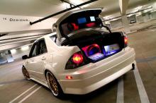 Обвес Wald для Toyota Altezza / Lexus is200 / 300